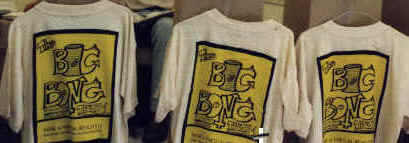 The shirts pictured are Big Bong Bumble-Bee Back '96 Edition, there were only 100 of these made.